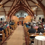 2017 WPCU: Another very successful and varied 'Singing Into Unity' Service at Christ Church Anglican.