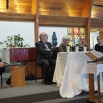 Quebec City, QC: On January 19, many Christians of Quebec City gathered at the WPCU Opening Ceremony at l'église Saint-Jean-Baptiste-de-la-Salle to hear the testimonies of two people whose lives embody 'unusual kindness'. Organised by Conseil interconfessionnel chrétien de la région de Québec, with Roman Catholic, United, Reformed Church of Jesus Christ of Madagascar, Quebec Reform Church, Seven-Day Adventist, and Presbyterian churches participating.