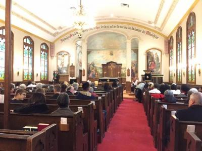L'église luthérienne St. John de Montréal